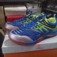sepatu badminton PHOENIX blue