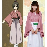 yukata kimono baju tradisional / adat jepang samurai chizuru