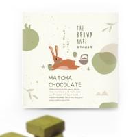 Coklat Jepang Big Matcha Chocolate The Brown Hare