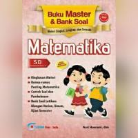 Buku Master & Bank Soal Matematika SD