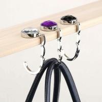 Portable Folding Bag Hanger Holder Hook / Gantungan Tas
