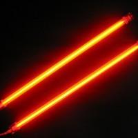 SUNBEAM LAMPU CCFL LIGHT RED DUAL