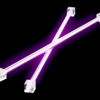 SUNBEAM LAMPU CCFL LIGHT UV DUAL