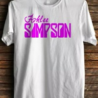 T shirt ashlee simpson