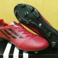 Sepatu Bola Adidas Adizero F50 99 Gram Red - FG
