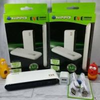 Powerbank Hippo Eve 10000mah Original Value Pack