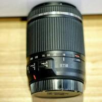 LENSA TAMRON 18-200mm 18-200 F/3.5-6.3 Di II VC FOR SLR NIKON & CANON
