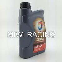 Best Seller !! Oli Total Quartz 9000SM Pelumas Mobil 1 Liter (5W40)