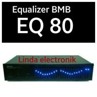 Equalizer bmb eq 80 (oryginal)