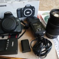 Canon 60d + Canon Lens 17-40mm