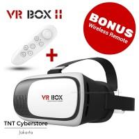 VR BOX V2 Virtual Reality Glass / Cardboard Plastic Google 2nd Edition
