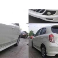 BodyKit Mobil Bamper NISSAN MARCH RX