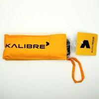 Kalibre Payung Lipat Kuning diameter 100 cm Waterproof Anti UV