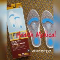 Insole Pad Dr. Ortho OO-129 (alas kaki silicone)