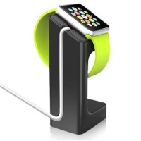 Desktop Stand Holder Charger Cord Hold Apple Watch iWatch 38mm 42mm