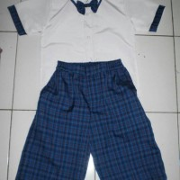 Baju seragam anak tk laki-laki