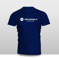Kaos Baju Pakaian GADGET HANDPHONE Motorola Nexus Logo Font murah