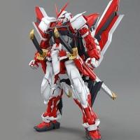 Bandai MG 1/100 Astray red frame Gundam
