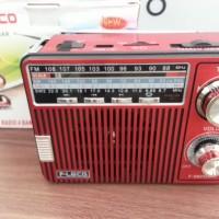 Fleco Speaker + Radio antena + Senter + USB SD + Jack Mic F-9925 UAR