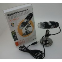 USB Microscope 1000X zoom Digital FULL BOX 8 LED Endoscope Mikroskop