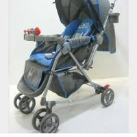 Stroller Grande baby Pliko