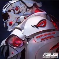 ASUS RoG GL553VE # i7-7700 GTX1050Ti SSD256 !!
