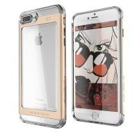 GHOSTEK Cloak 2 Case iPhone 8 Plus / iPhone 7 Plus - GOLD