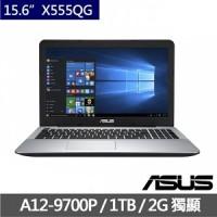ASUS X555QG # AMD A12-9700 8GB VGA 2GB !!