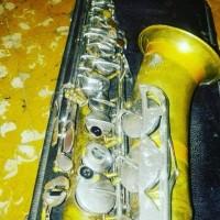 jual saxophone alto Conn Selmer 20M made in USA siap tempur!