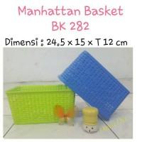 Manhattan Basket BK 282 Asvita / Keranjang / Kotak