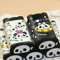Penghapus Cute Panda dan Rilakkuma