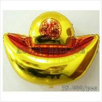 Balon foil imlek / balon sinciah / balon uang kuno / dekorasi imlek