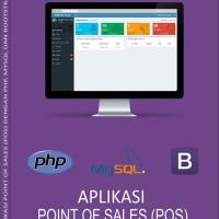 Aplikasi Penjualan (POS) Berbasis web dengan PHP, MySQL, Bootstrap 3