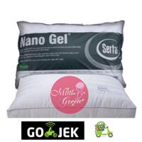 Bantal Serta Nano Gel Pillow - Bukan Kingkoil King koil