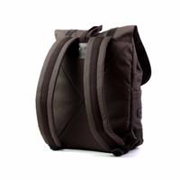 NEW Visval Tas Ransel Laptop Backpack Scarlet Brown LZD