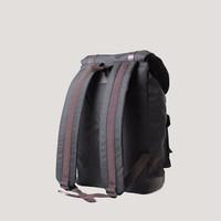 NEW Visval Tas Ransel Laptop Backpack Maison - Black LZD