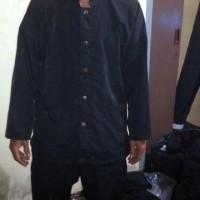 Setelan Baju Pangsi sunda dewasa jumbo dan iket kepala .