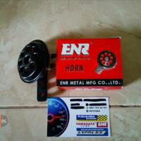 Klakson motor mobil 12 vold merk ENR