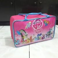 Tas Travel Traveling Bag Koper Murah Grosir Karakter Anak Little Pony