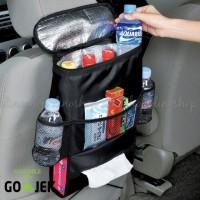 Organizer Back Seat Mobil Serbaguna / Penahan Panas & Dingin