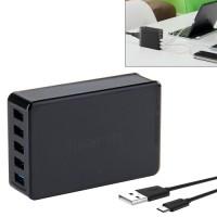 [TRONSMART] TS-UC5PC Qualcomm Quick Charge 2.0 Port + 4 VoltIQ Ports