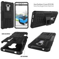 Asus Zenfone 3 Laser ZC551KL - Heavy Duty Rugged Armor Stand Case