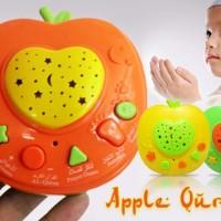 apple learning quran / alat bantu belajar alquran model apple