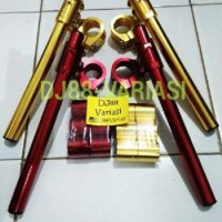 Stang Jepit CNC Satria FU ,CB 150r All New Cb150r Facelift Scorpio