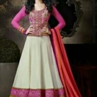 maxi aleeya (sari india    baju india    dress india) ..