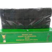 Arang Briket SUPER COAL /Bara / Charcoal Shisha / Shisa / Hookah kotak