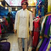Baju Kurta Indian Cowok Pria Laki Laki Import Sherwani Murah