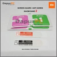 Xiaomi Mi Band 2 Screen Guard | Screen Protector | Anti Gores