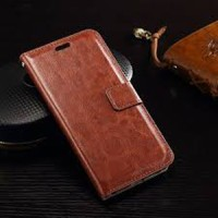 Flip Case Leather Active Wallet Dompet Cover Casing Samsung Galaxy S6