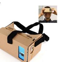 Tali Pengikat Kepala Google Cardboard VR Head Strap Belt ..